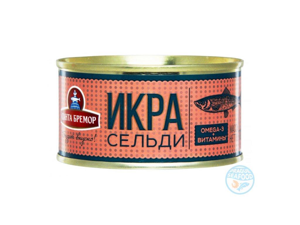 SB kaviar slede 110g