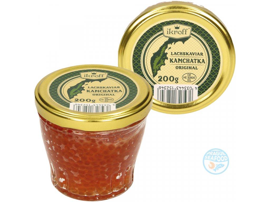 kaviar kamchatka 200g