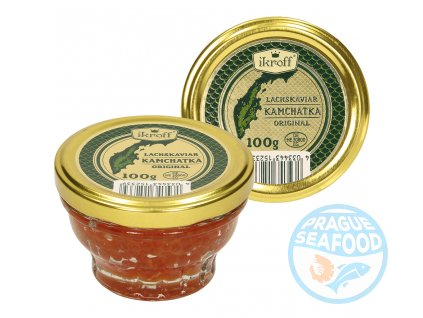 kaviar kamchatka 100g ikroff